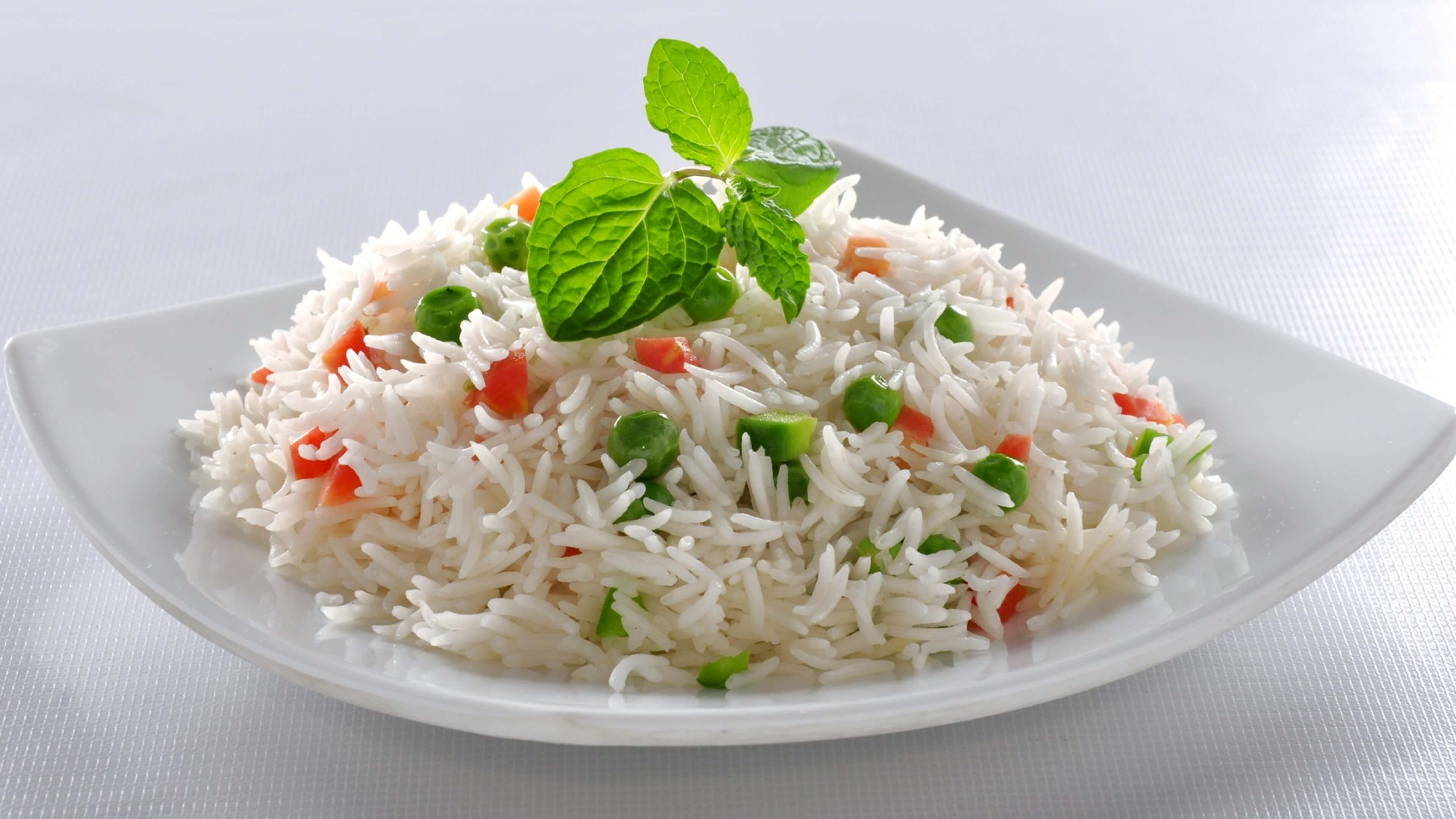 Rice Plate