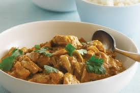 Chiken with Curry