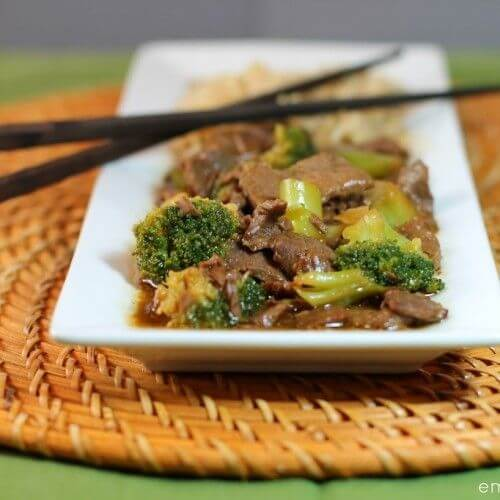 Veal With Broccoli