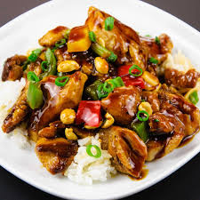 Chicken With Kung Pao