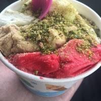 Beethoven ice cream
