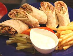 Shawarma + Potato