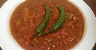 Tomato with weft