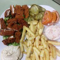 Schnitzel Meal
