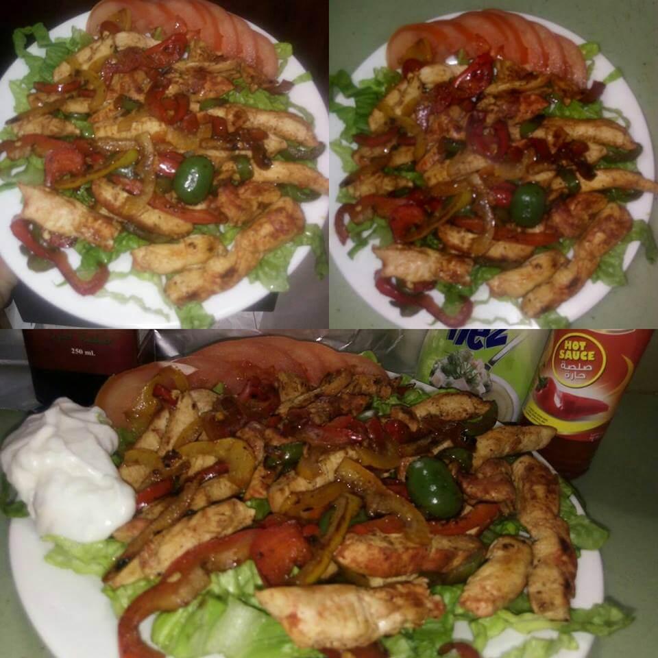 وجبة فاهيتا