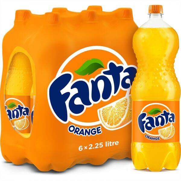 فانتا برتقال