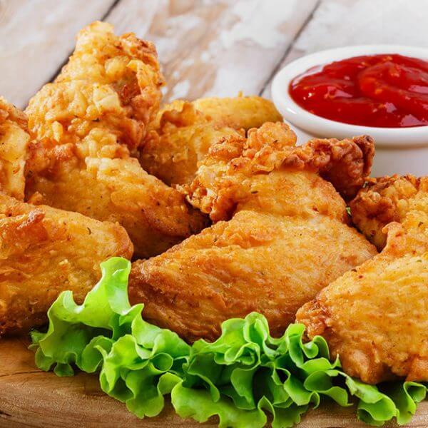 2 Pcs Chicken