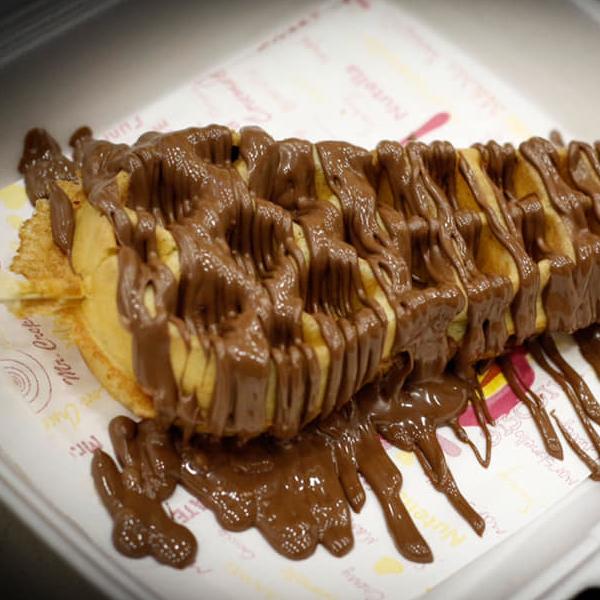 Waffle Stiks