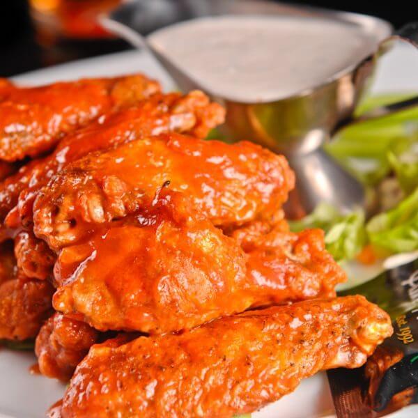 Hot Wings 8pcs
