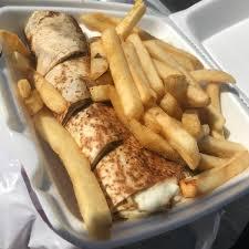 وجبة شاورما مكس شامي