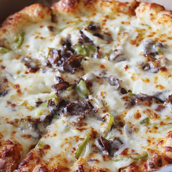 ستيك بيتزا