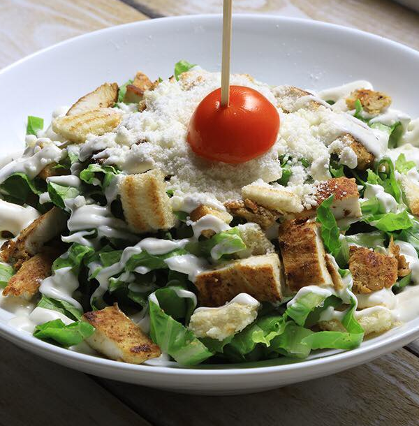 Chicken Cezar Salad
