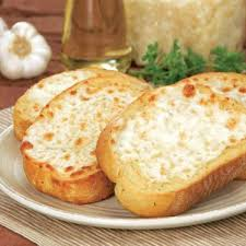 Garlic Bred With Cheese