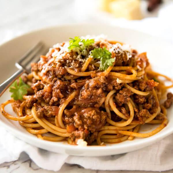 Sbaghetti Bolognese
