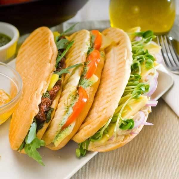 لبناني ساندويش