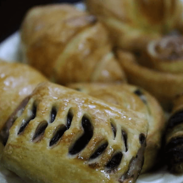 Chocolate Burekas+Sweet