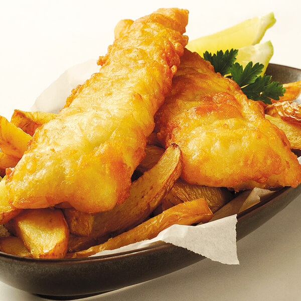Fried Fillet Fish