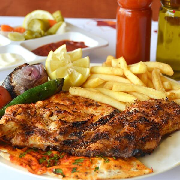 Grilled Chicken Steak