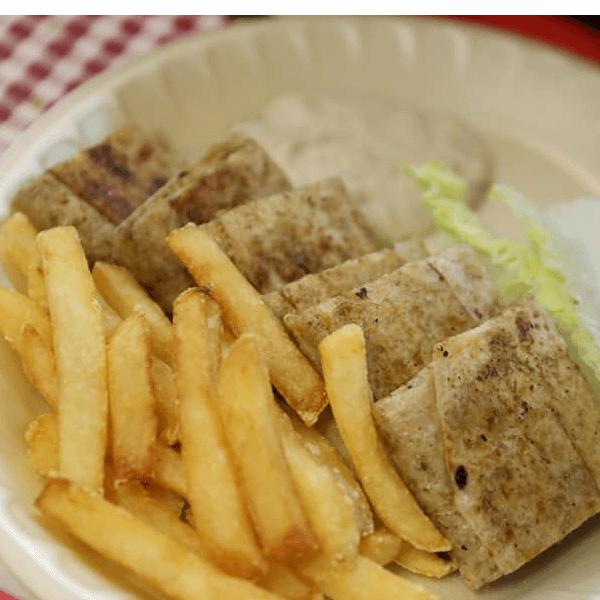 ساندويش شاورما شراك