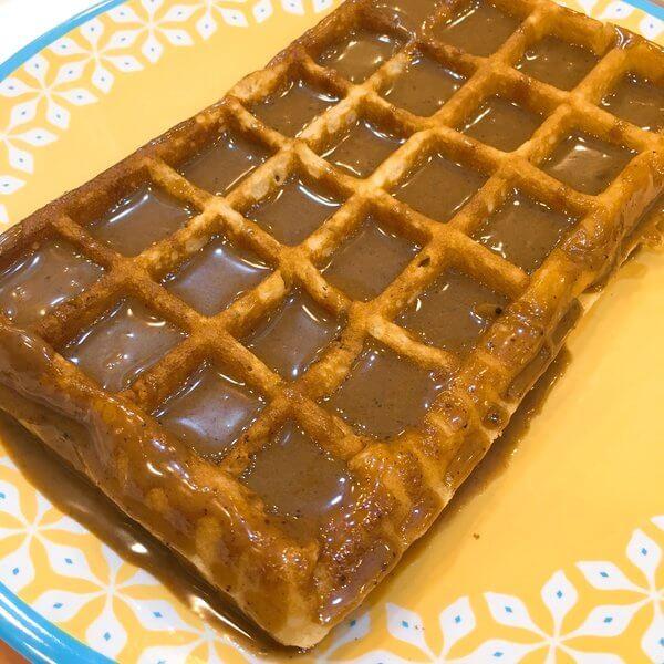 Waffle Lotus