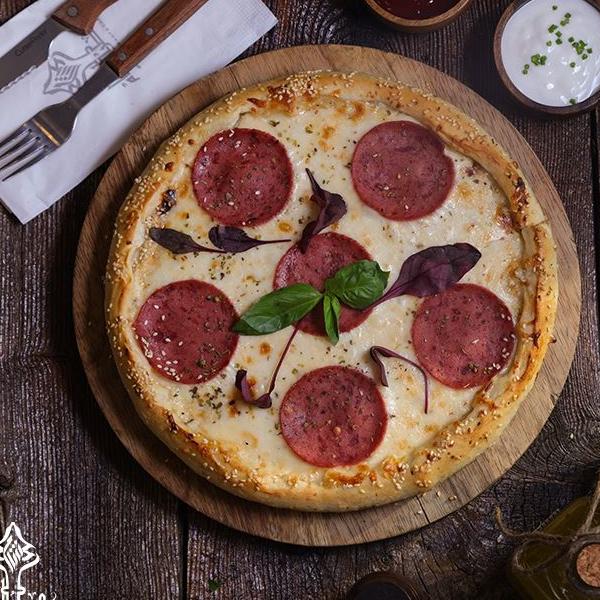 بيتزا سوبر سوبريم