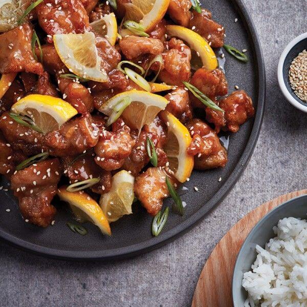 دجاج بالنسخة الصينية