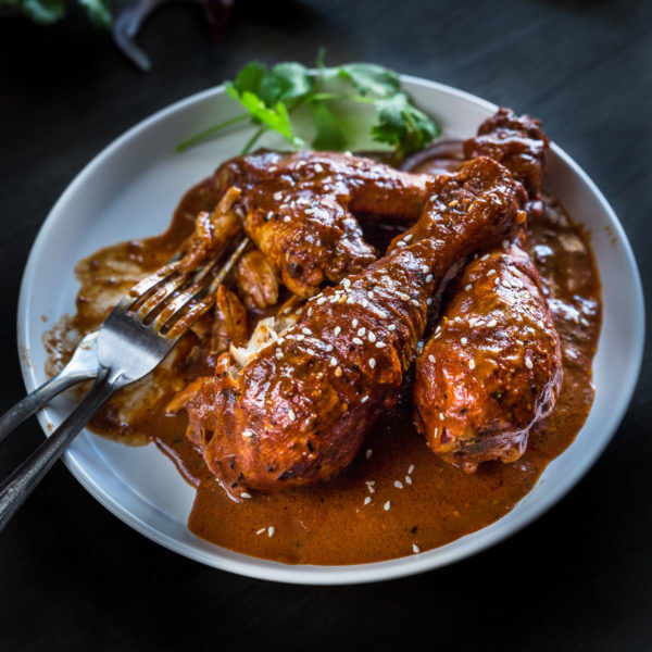 دجاج مكسيكي