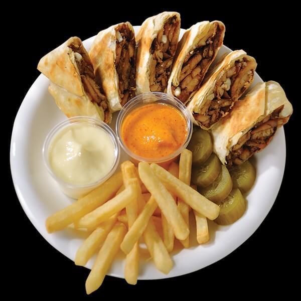 Turkey Shawerma
