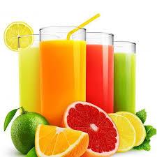 عصير طبيعي