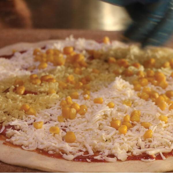 Pizza Regular