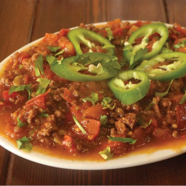Ghawar salad