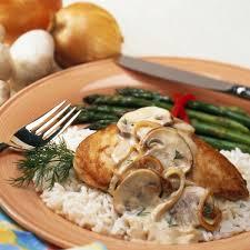 Stroganoff Chicken