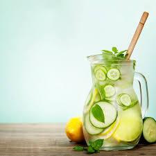 عصير ليمون طازج