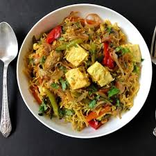 Chow Mein with Vegetables