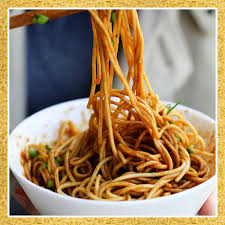 Chow Mein with Chicken