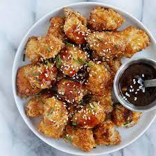 Chicken Sesame seeds