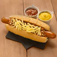 Hot dog  With Cheese