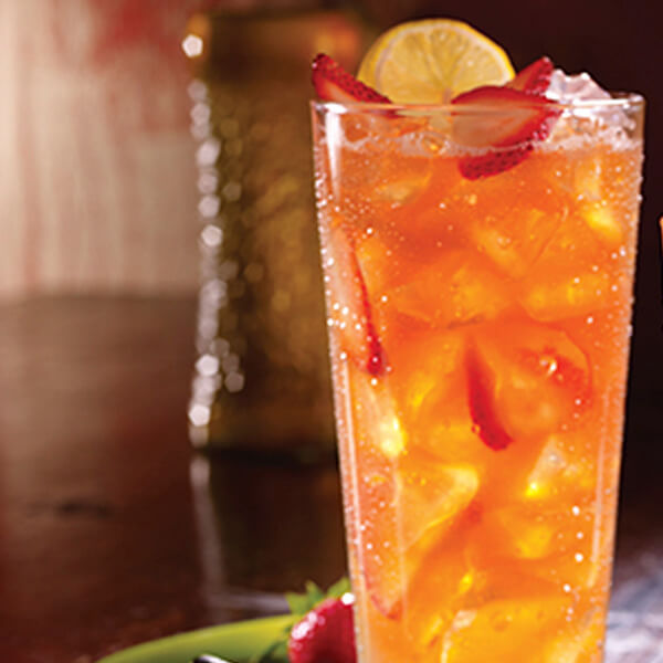 Iced Passion Fruit