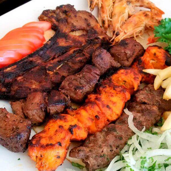 kebab & Shoqaf