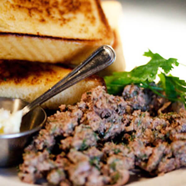 Chicken Liver Sandwich