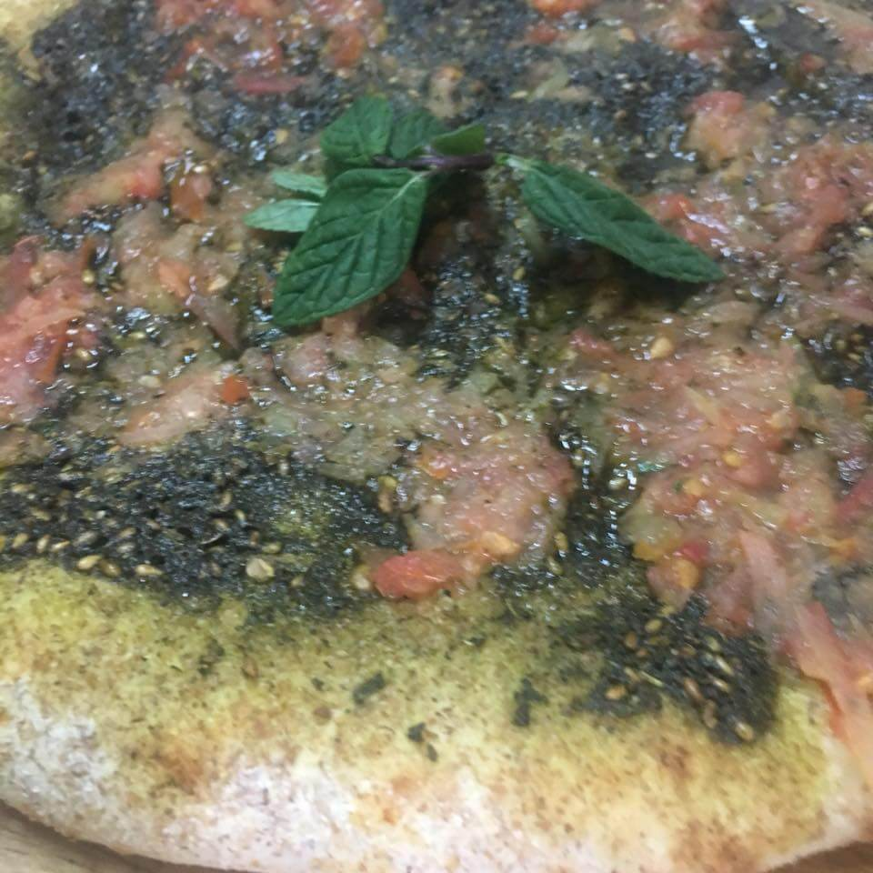 thyme with tomato