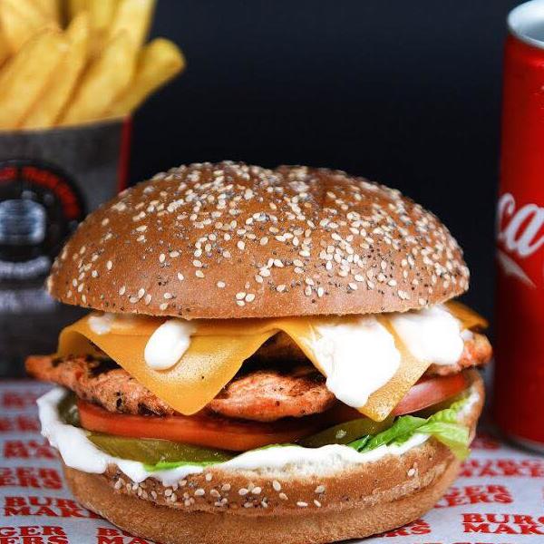 Black & Beef Burger