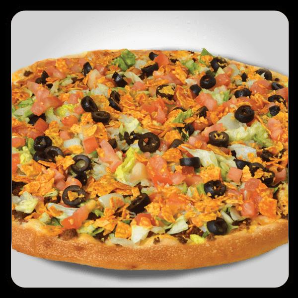 Super Chicken Pizza