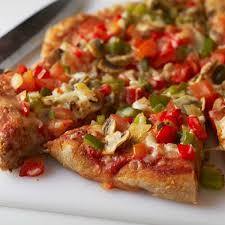 بيتزا خضار