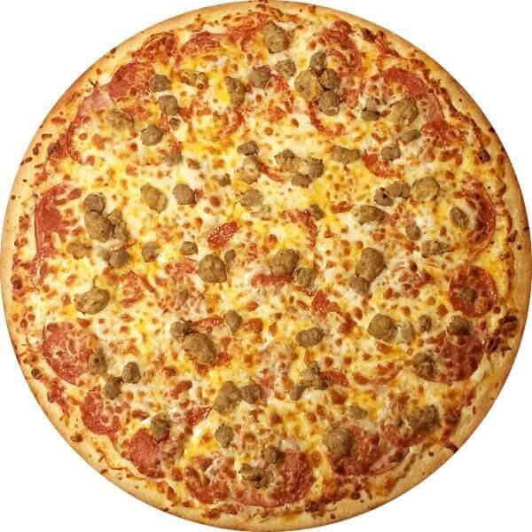 بيتزا باللحمة