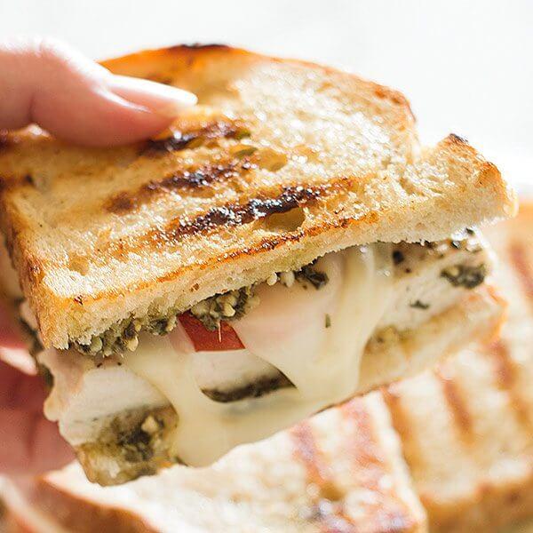 Schnitzel + Cheese