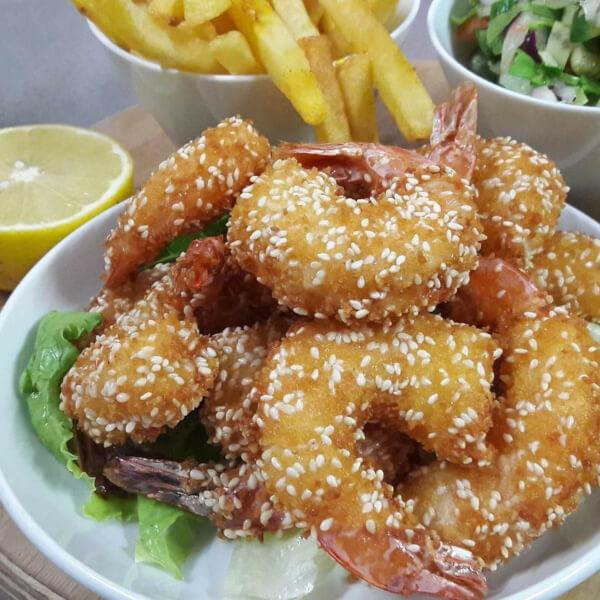Shrimp - Sesame