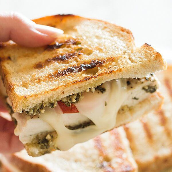 Toast Cheese and Thyme