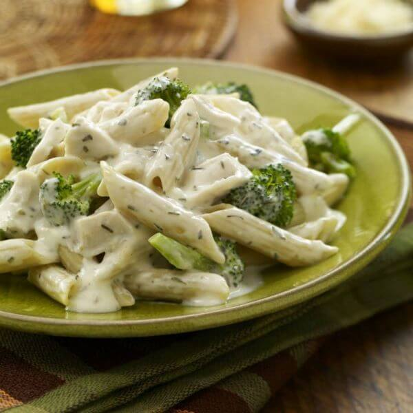 Penne chicken Broccoli
