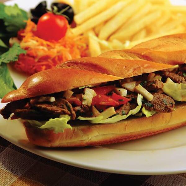 كلوب ساندويش